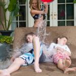 「モンテッソーリ教育」〜アキコママの経験談〜 Vol.4  息子のマイブームを満たす~水遊びから学ぶ夏休みの体験談~