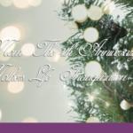 ブルーミング・マム4周年アニヴァーサリー&クリスマスパーティー