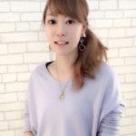 No.030  上原 亜記<br/>美容師/NSBA日本セルフde美まつげ協会テクニカルマネージャー